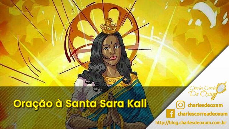 Oração a Santa Sara Kali Padroeira dos Ciganos - Batuque do RS - Charles Corrêa de Oxum